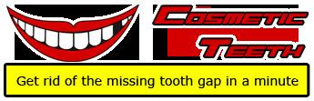 how to make temporary fake teeth